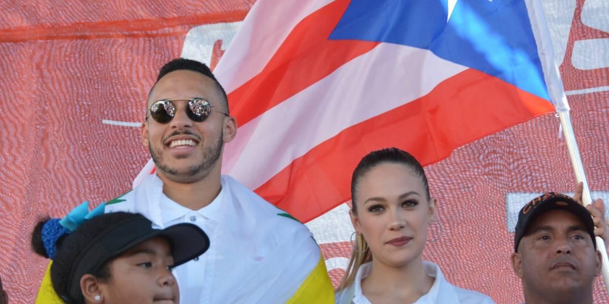 Carlos Correa se reencuentra con su pueblo