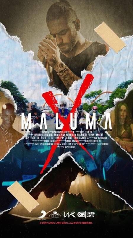 """X"" de Maluma"