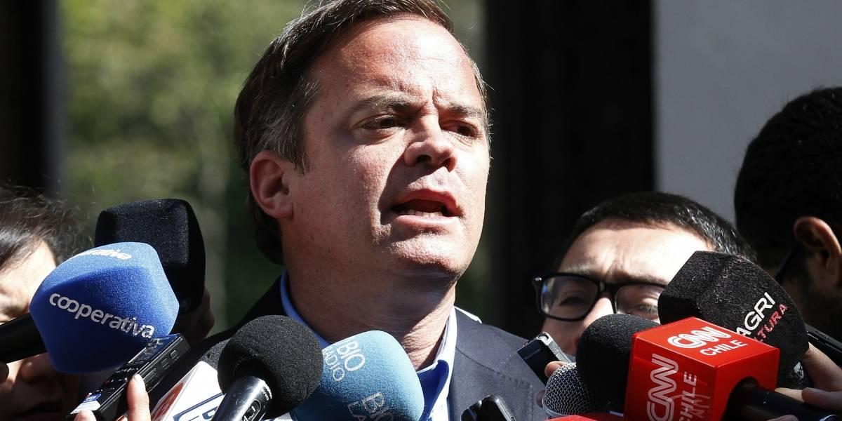 Crisis en la DC no para: Renuncia el vicepresidente Matías Walker y acusa falta de confianza