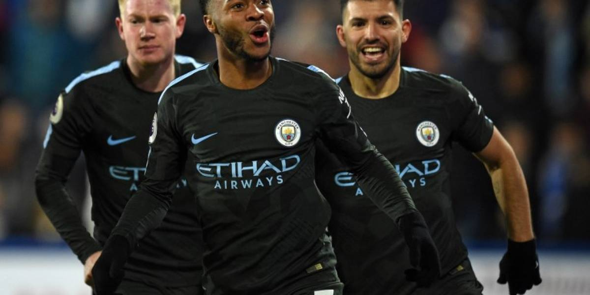 Manchester City sigue escalando a pasos agigantados hacia el título de la Premier
