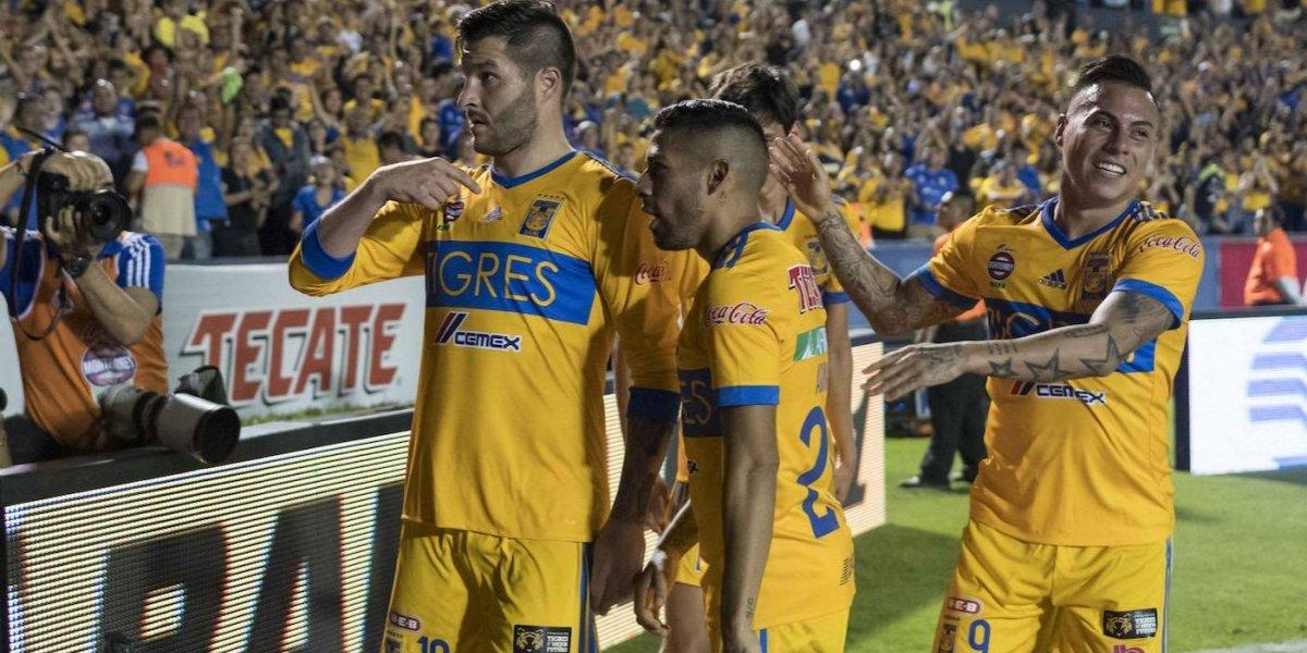 Tigres, primer clasificado a semifinales