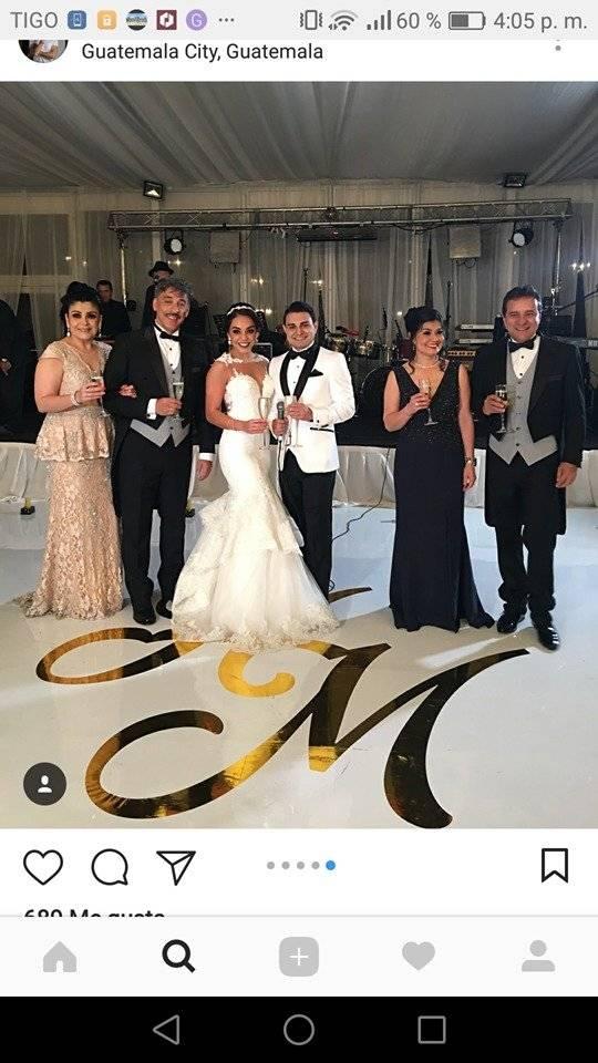Michelle Cruz boda