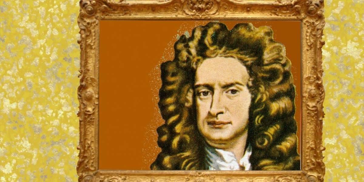 Cómo, pesar de ser un genio, Isaac Newton perdió millones en la bolsa apostando por ganar una fortuna en América Latina