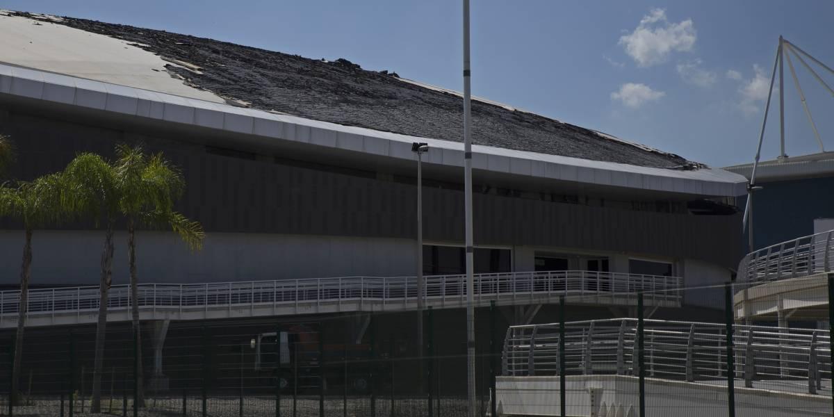 Se vuelve a incendiar el velódromo olímpico de Río 2016