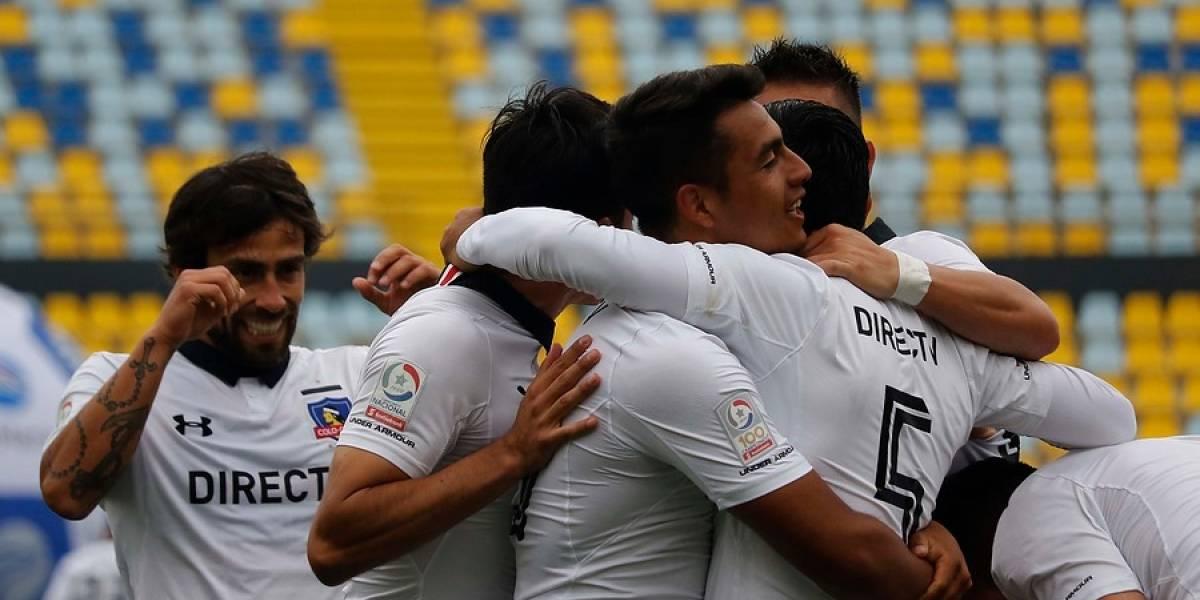 """Colo Colo no danzó con Lobos y se llevó un triunfazo que puede valer la """"32"""" ante Everton"""