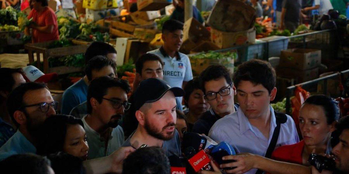 ¡Un militante, un voto! : Revolución Democrática organiza plebiscito y reitera que no intervendrá en eventual gobierno de Guillier