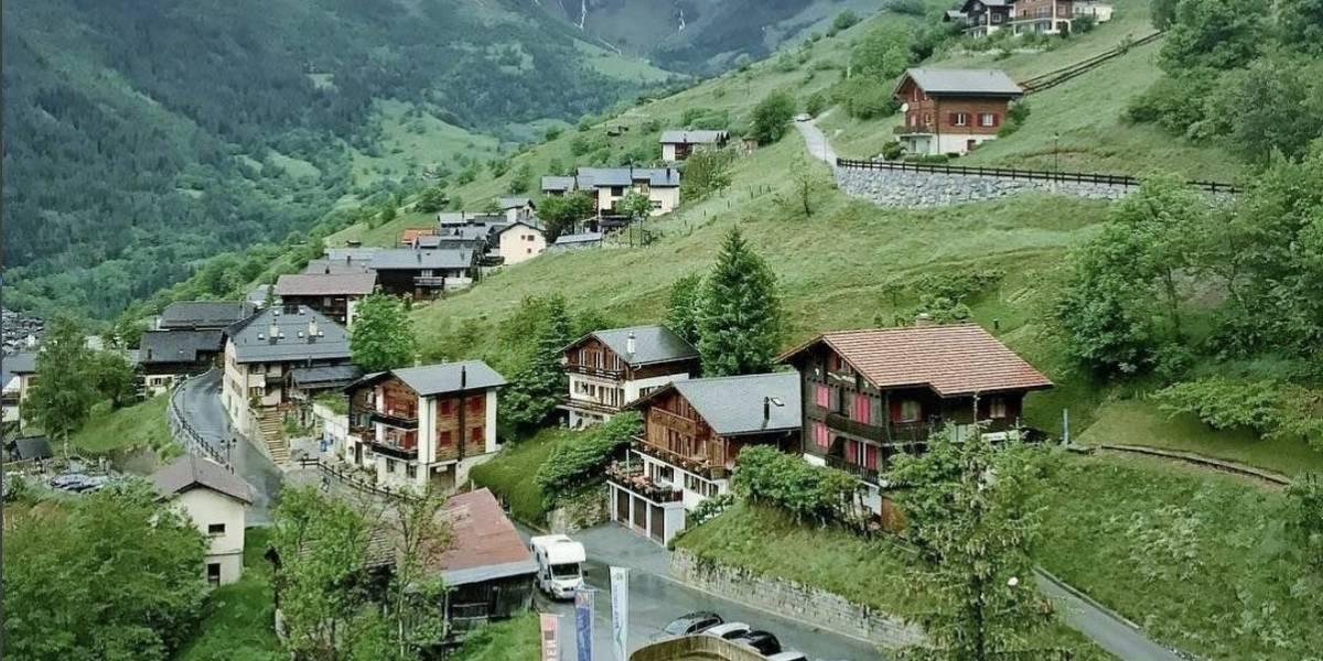 ¿Quieres vivir en un lugar que parece sacado de un cuento de hadas?