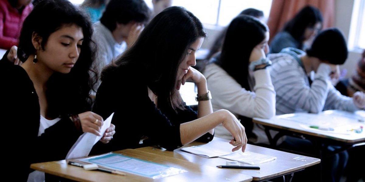 PSU: mira los horarios y las claves del proceso de admisión 2018 que comienza este lunes