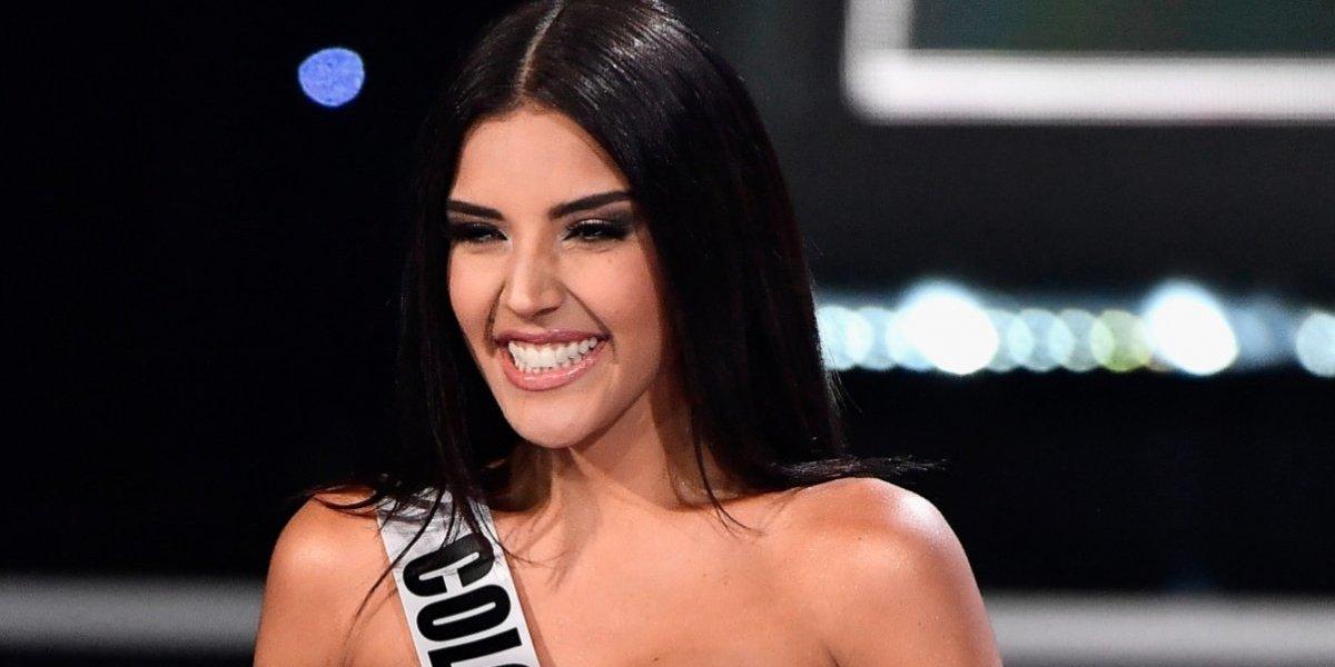 Miss Colombia responde a los 'memes' que se burlaron de ella