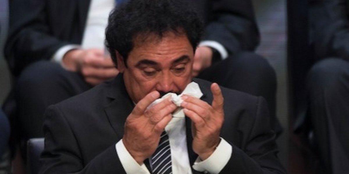 Falleció el padre de Hugo Sánchez