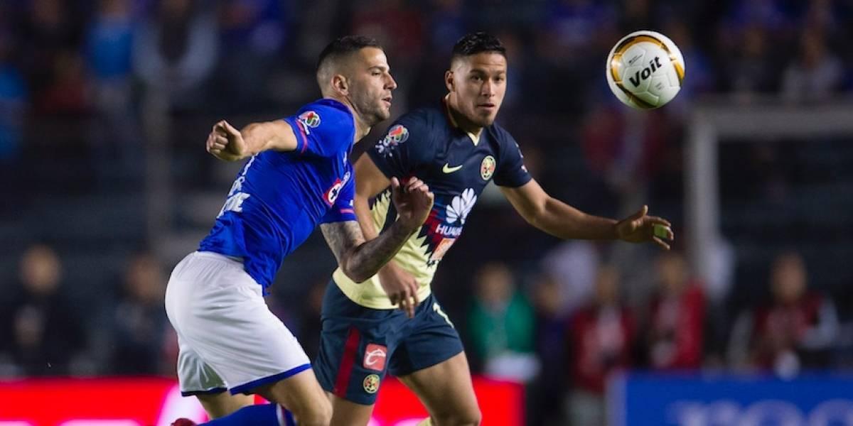 EN VIVO: América vs. Cruz Azul por el pase a Semifinales