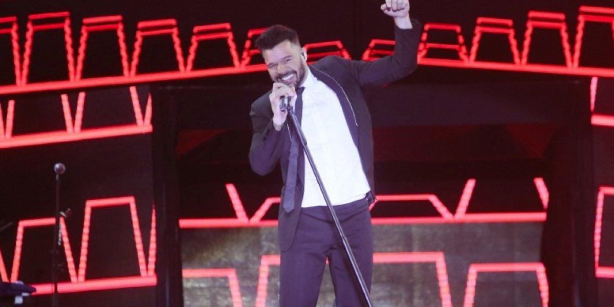 Mancera se reúne con Ricky Martin previo a concierto