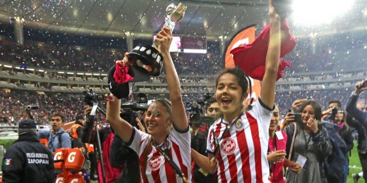 Chivas nunca dudó en remontar para ser campeón