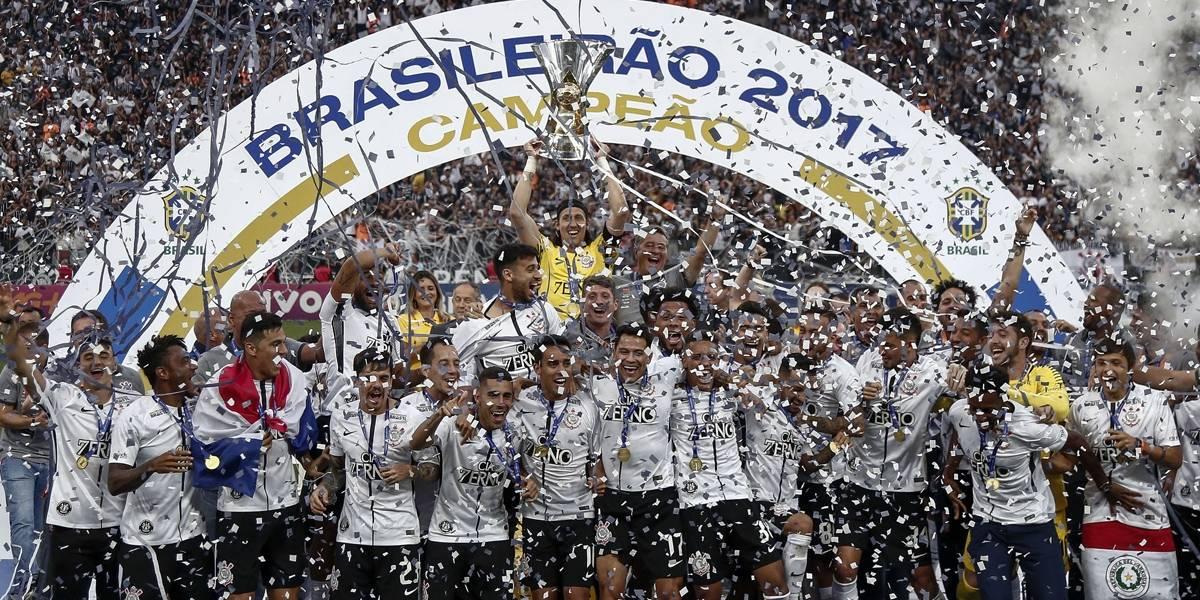 Corinthians empata com o Atlético-MG no jogo da taça