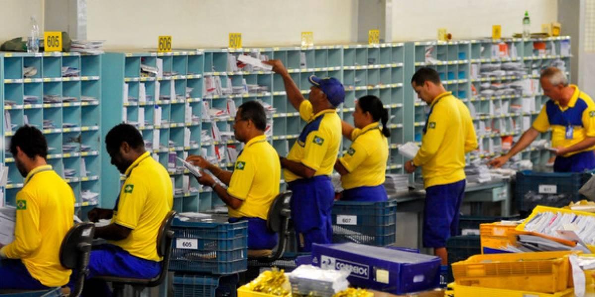 Correios: Funcionários seguram greve após intervenção da Justiça