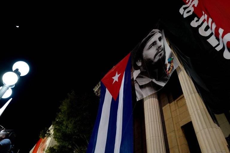 Recuerdan a Fidel Castro