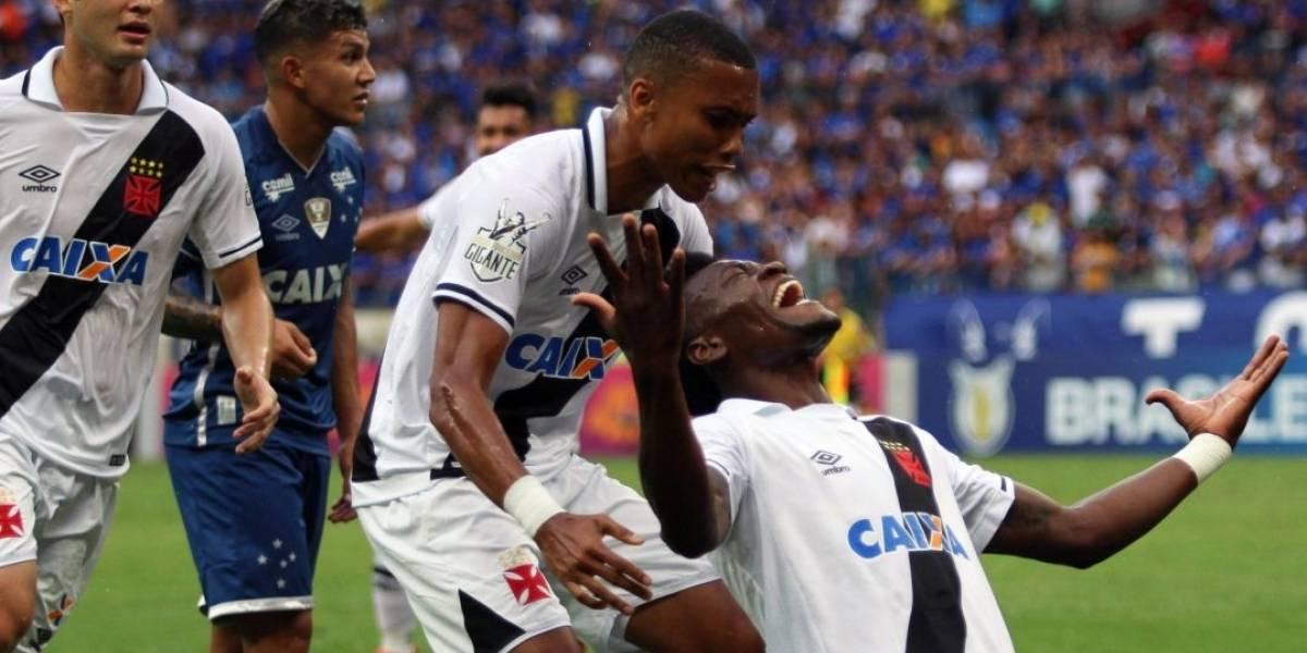 Vasco vence o Cruzeiro no Mineirão e dorme no G-7