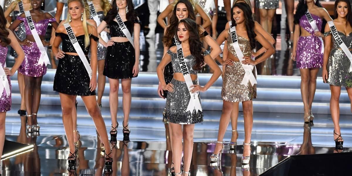 Estas son las 16 aspirantes más bellas en Miss Universo 2017