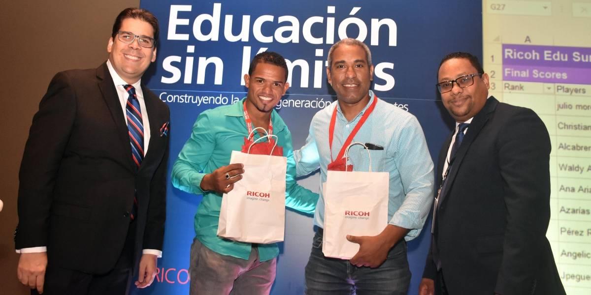 #TeVimosEn: Ricoh Dominicana presentó las últimas tendencias en tecnología educativa