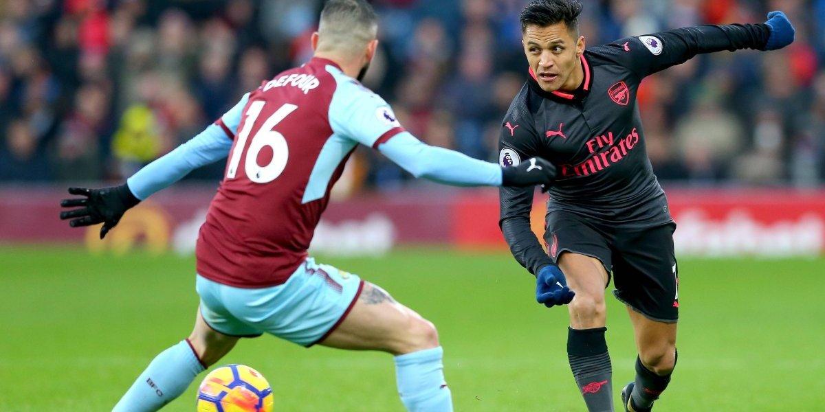 Así vivimos el triunfo del Arsenal de Alexis ante Burnley