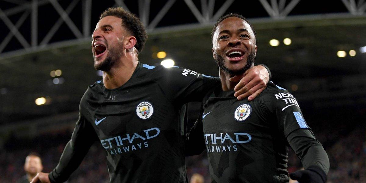 Manchester City ganó con sufrimiento