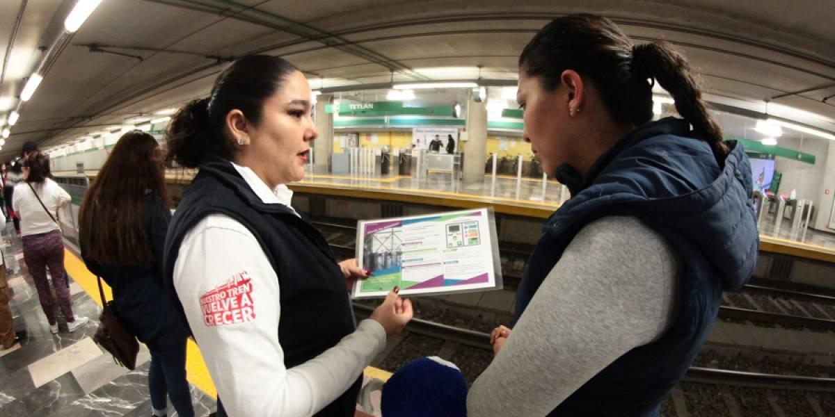 Más estaciones del Tren Ligero se suman al sistema de prepago