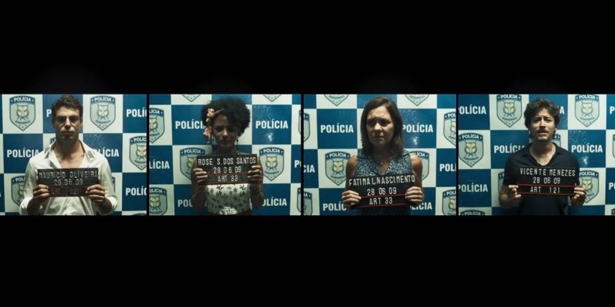 """""""Justicia"""": así es la exitosa serie brasileña que estrena Mega"""