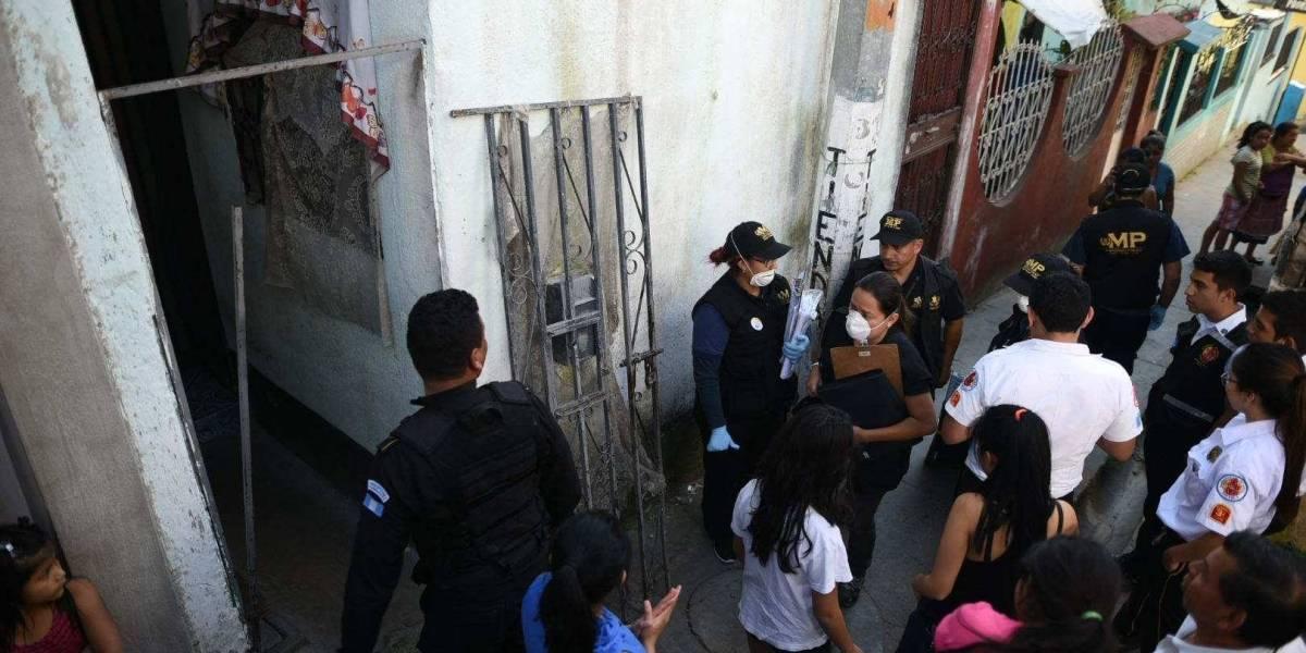 Investigan muerte de menor de edad que murió en colonia El Paraíso II