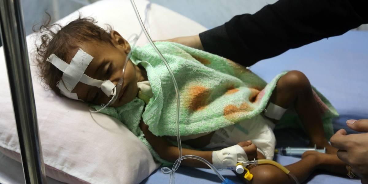 Uno de los peores lugares para ser niño: el dramático pedido de ayuda humanitaria de la Unicef para Yemen, donde un menor muere cada 10 minutos