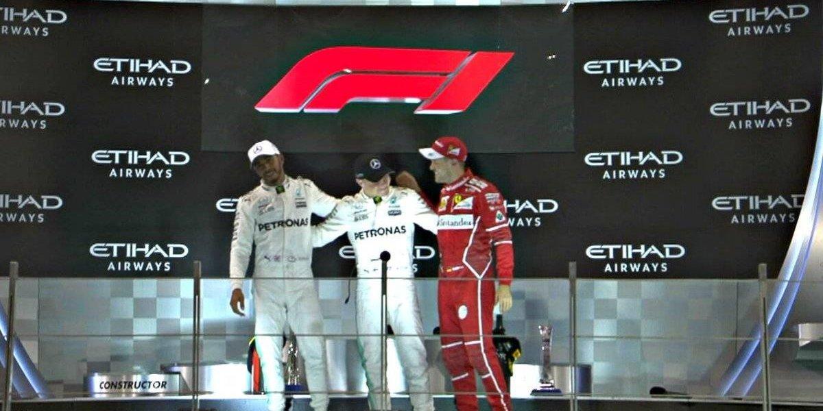 La Fórmula 1 cambia de logotipo después de 23 años