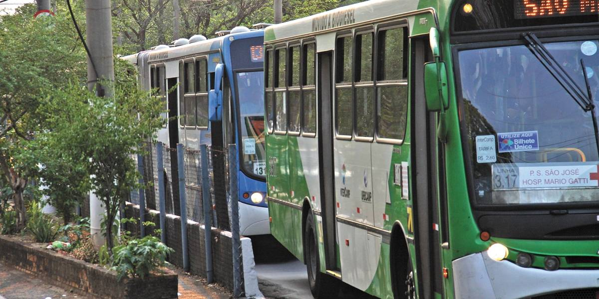 Projeto combate assédio sexual nos ônibus de Campinas