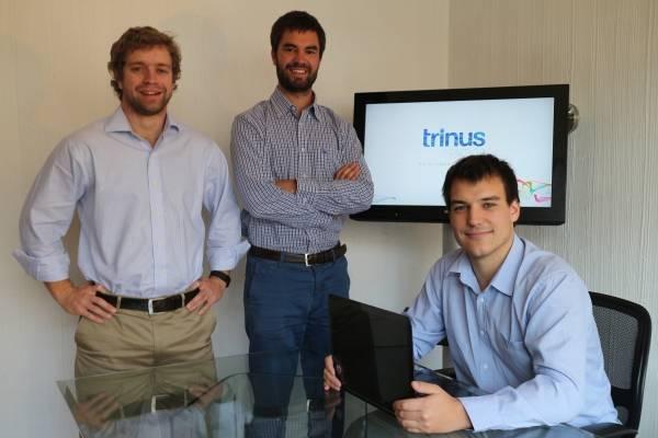 Equipo que integra Trinus