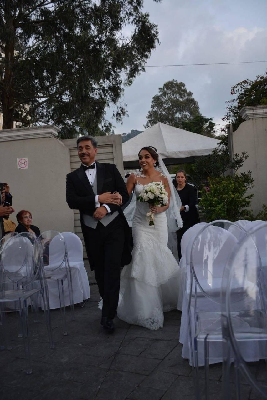 Michelle Cruz boda Foto: Javier Piedrasanta