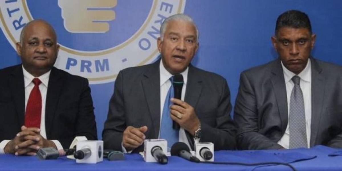 PRM: RD se está endeudando para financiar la corrupción