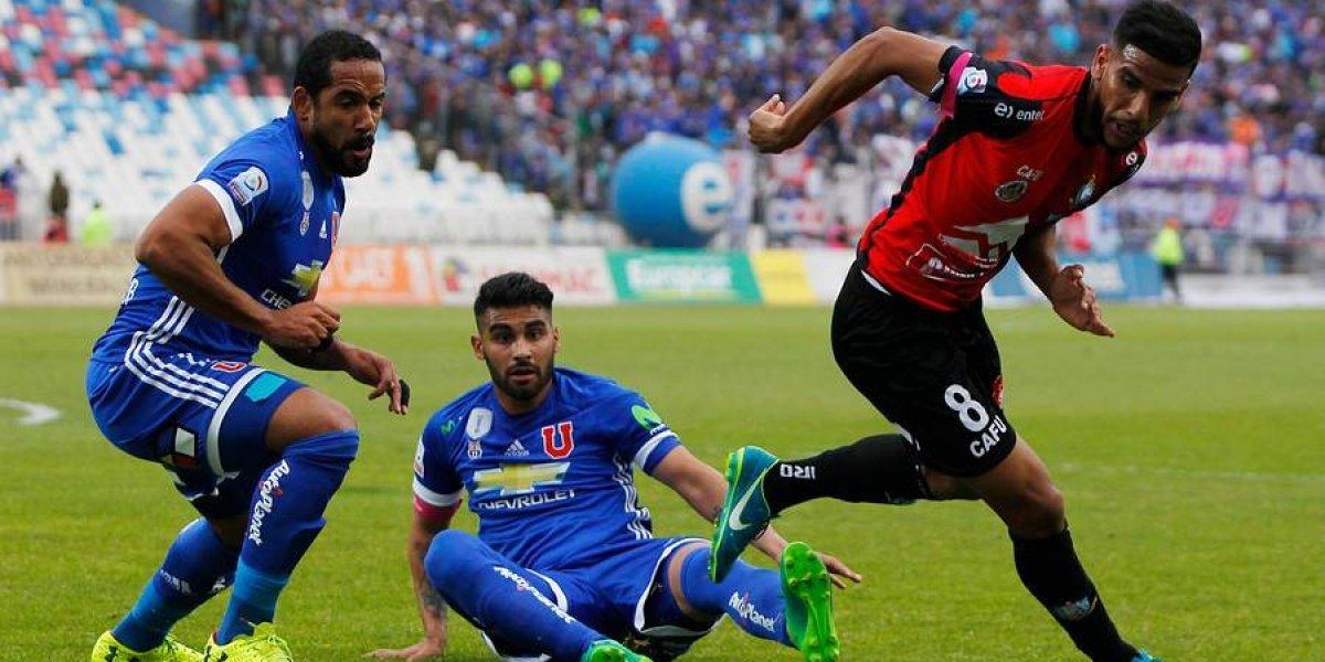 Quiere seguridad: La U busca nuevos defensas para la Copa Libertadores 2018