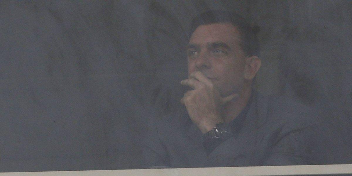 ¿Explota una bomba? Everton denunciará a Guede por dar instrucciones pese a estar castigado