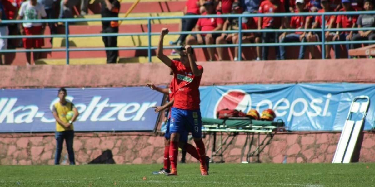 Municipal no defrauda y consigue la clasificación ante Suchitepéquez
