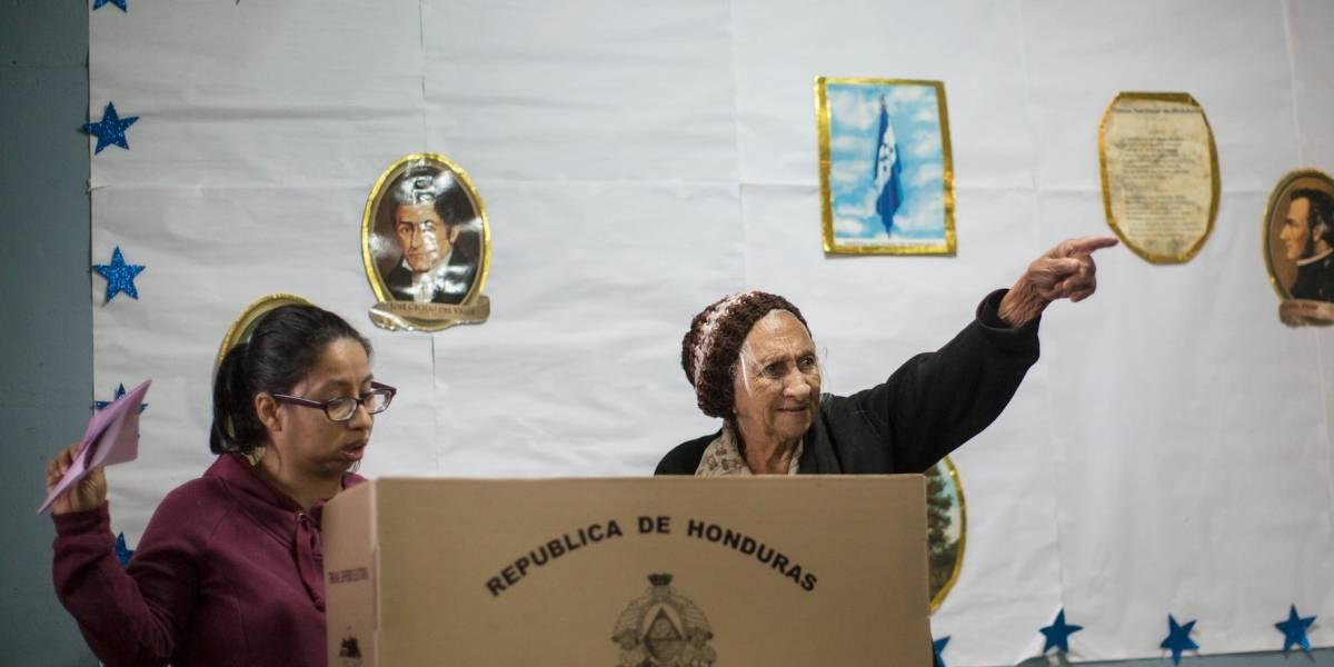 Hondureños eligen este domingo a su próximo presidente