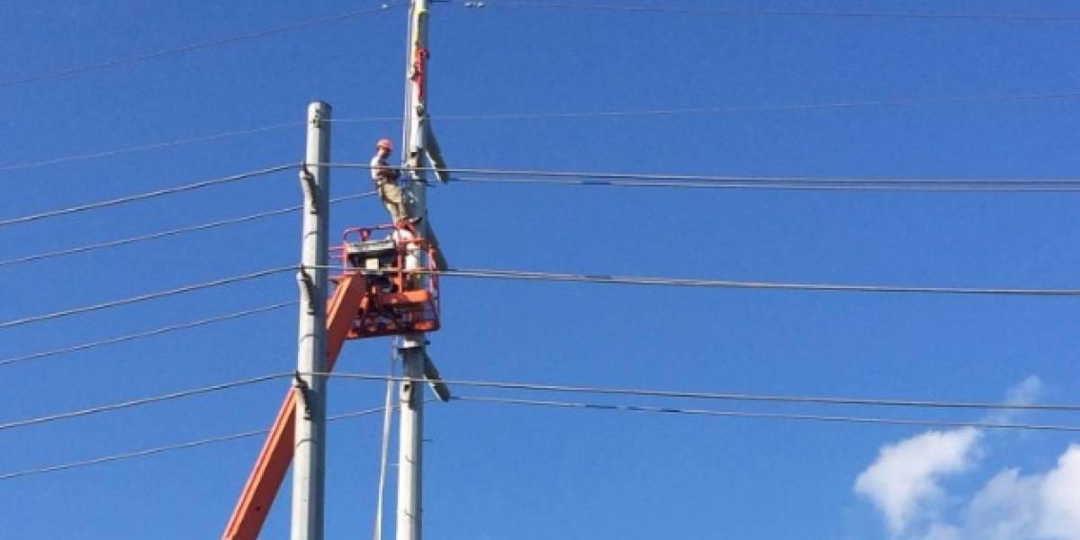 DTOP reabre tramo de la PR-52 tras AEE finalizar trabajos