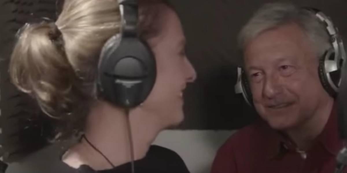 Esposa de AMLO se lanza como cantante