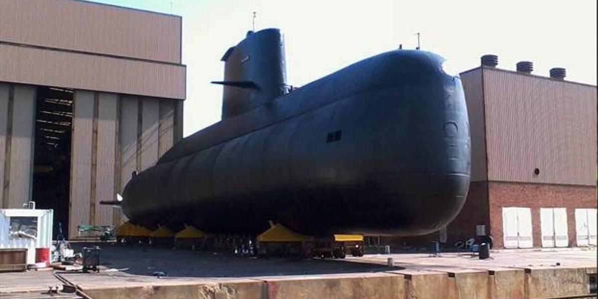 Diputada argentina da por muertos a tripulantes del submarino