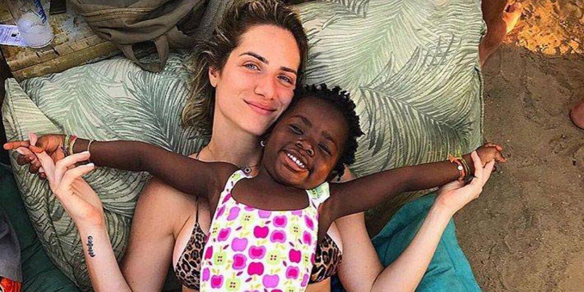 'Racismo é crime e estamos tomando providências', diz Giovanna Ewbank