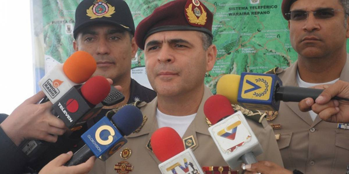 Nicolás Maduro designa a un militar como ministro de Petróleo