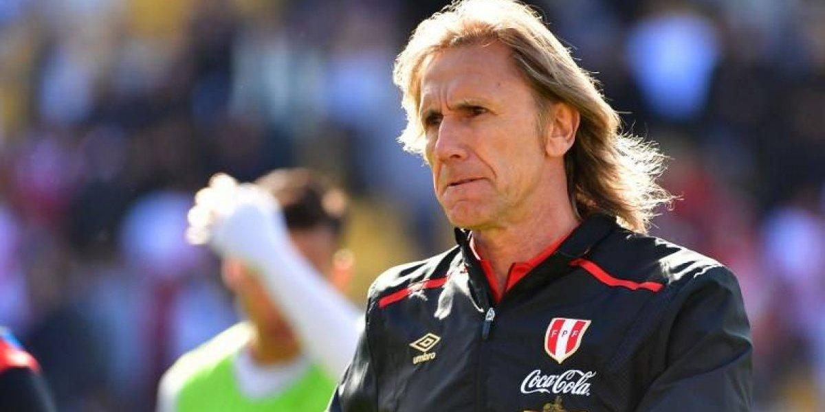 """La desesperación de Perú por retener a Gareca: """"Haremos lo imposible para que siga"""""""