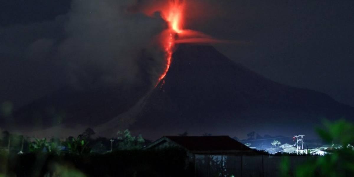 """Vivir en el infierno: este es el país en el """"cinturón de fuego"""" que tiene más de 120 volcanes en plena actividad"""
