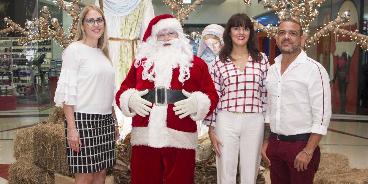 #TeVimosEn: Novocentro da la bienvenida a la Navidad