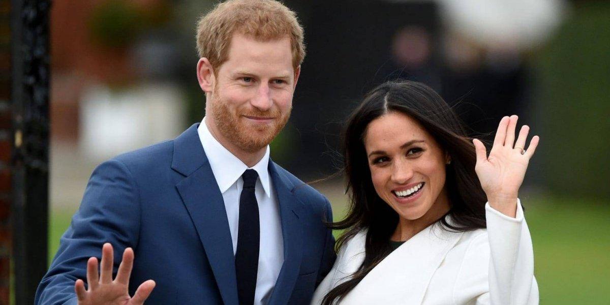 El príncipe Harry anuncia su compromiso con la actriz Meghan Markle