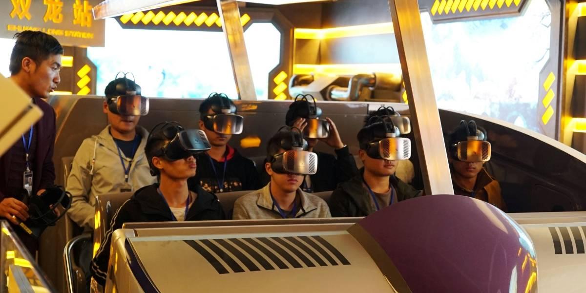 China cria 1º parque temático de realidade virtual em meio a boom do segmento