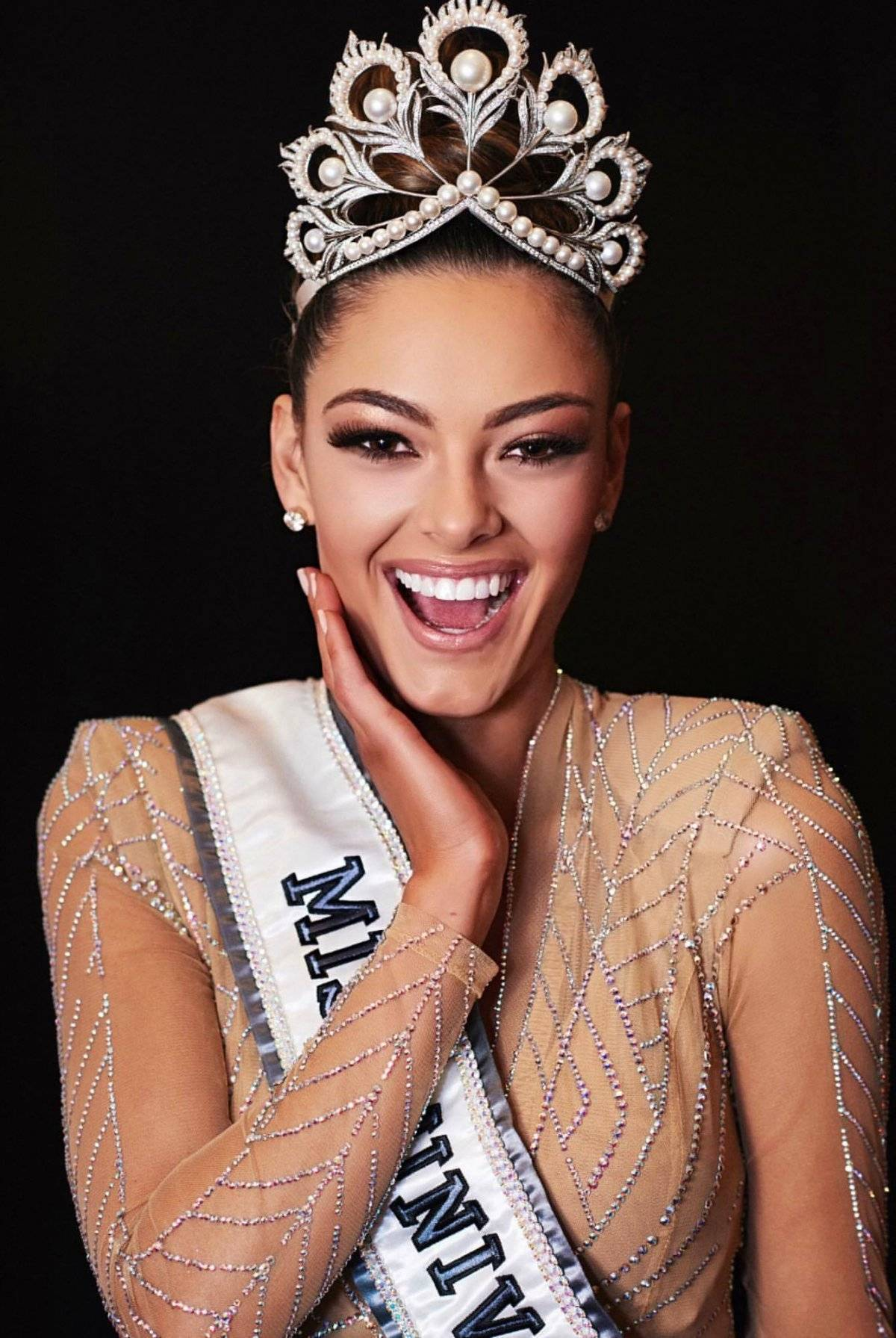 Demi-Leigh Nel Peters, Miss Universe 2017. suministradas