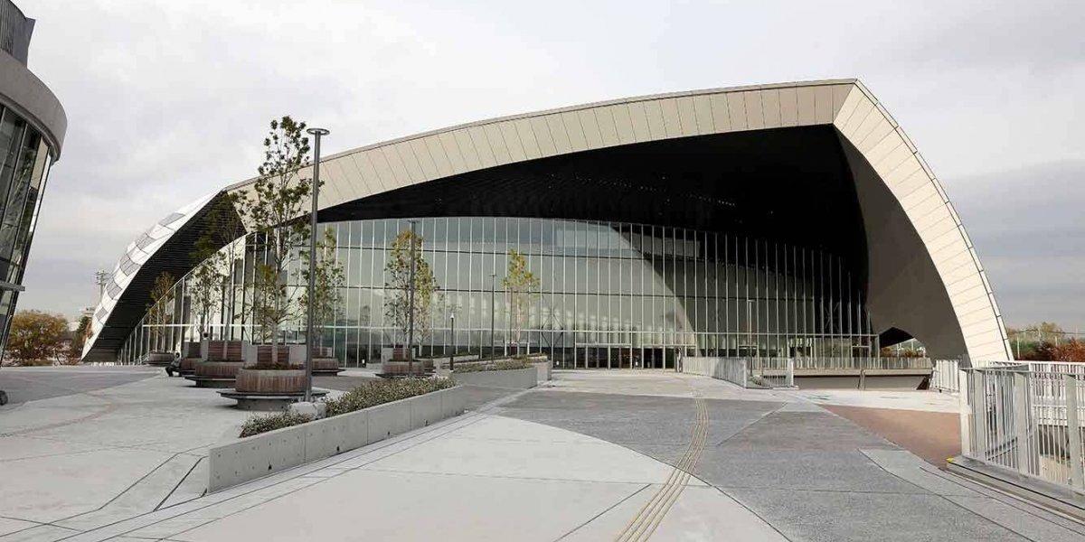Musashino Forest Sports Plaza, primer escenario para Tokio 2020